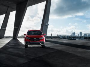 What is Honda Sensing?