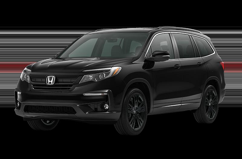 New 2021 Honda Pilot SE 2WD CVT AUTO