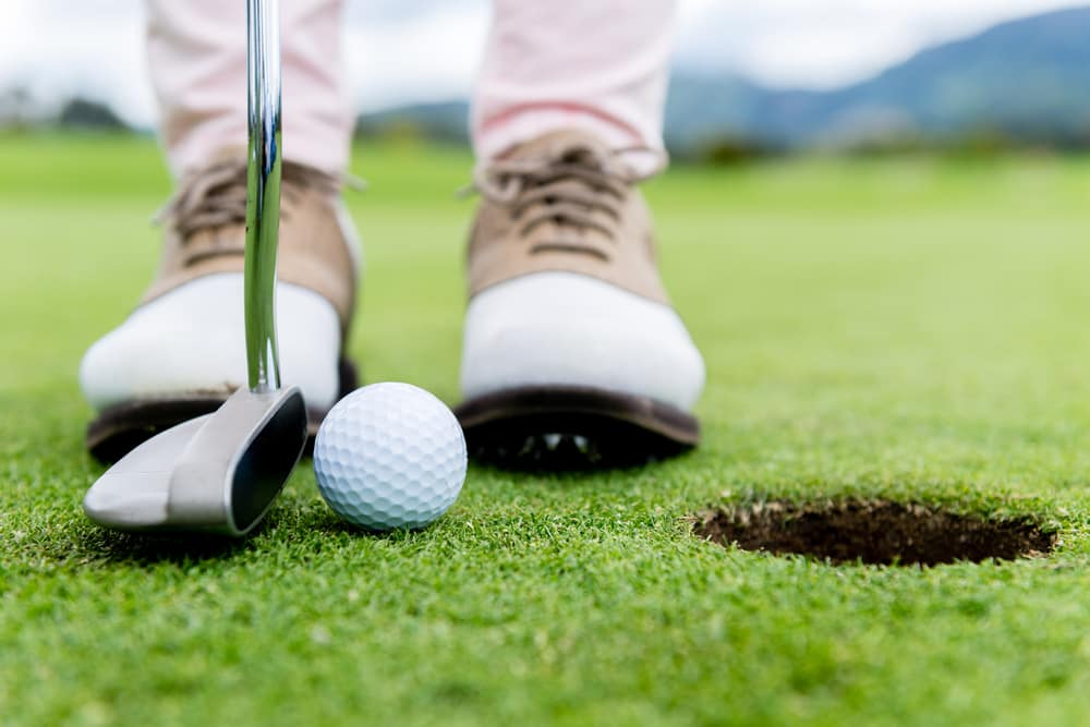 Golf at Maple Leaf