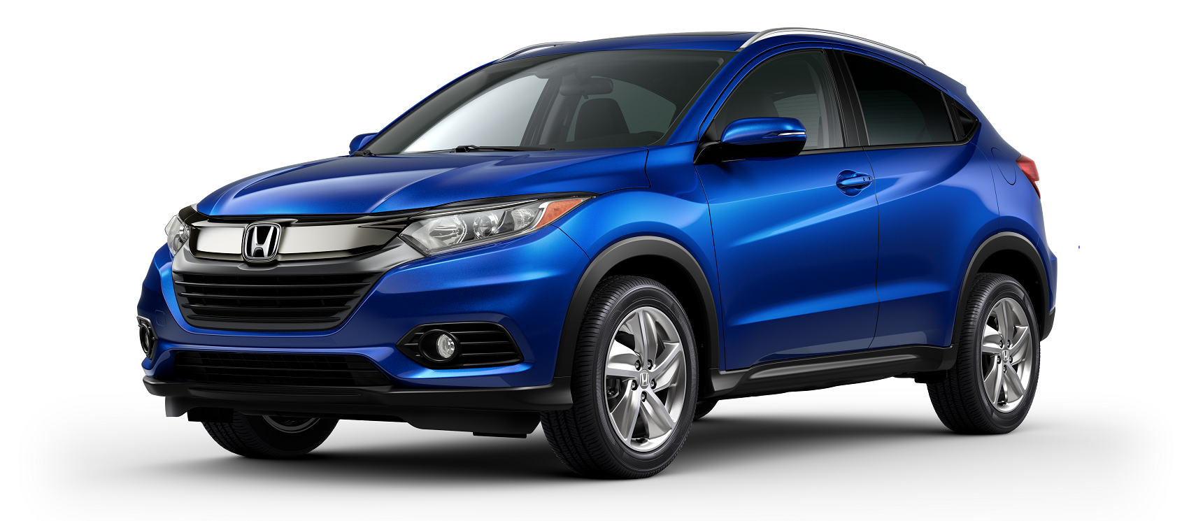 Blue 2020 Honda HR-V