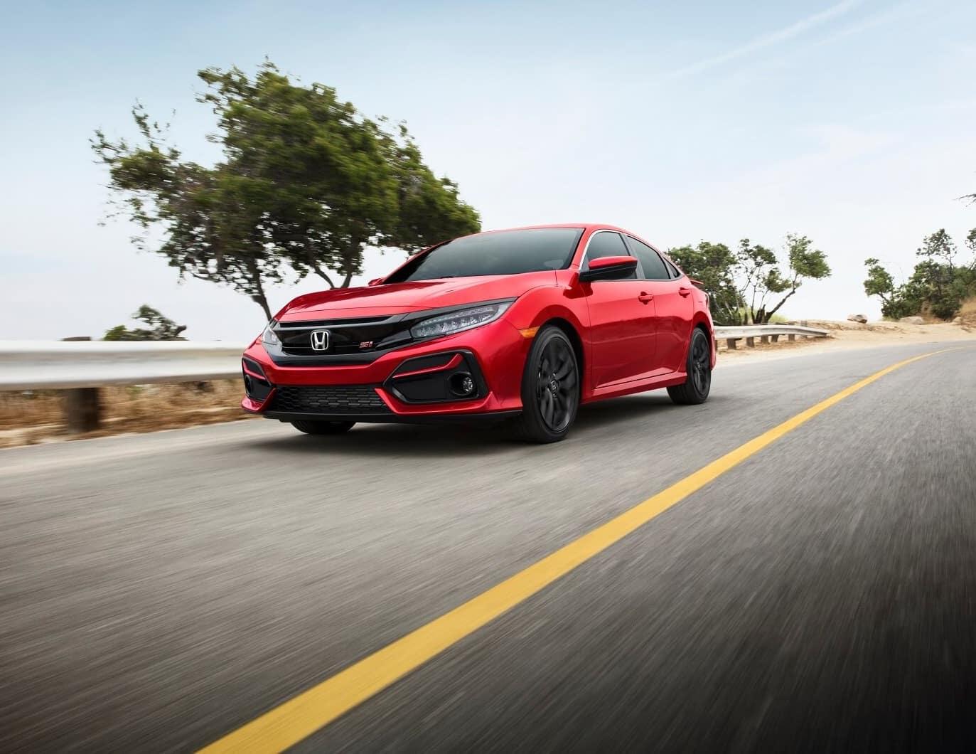 Honda Civic Engine Specs