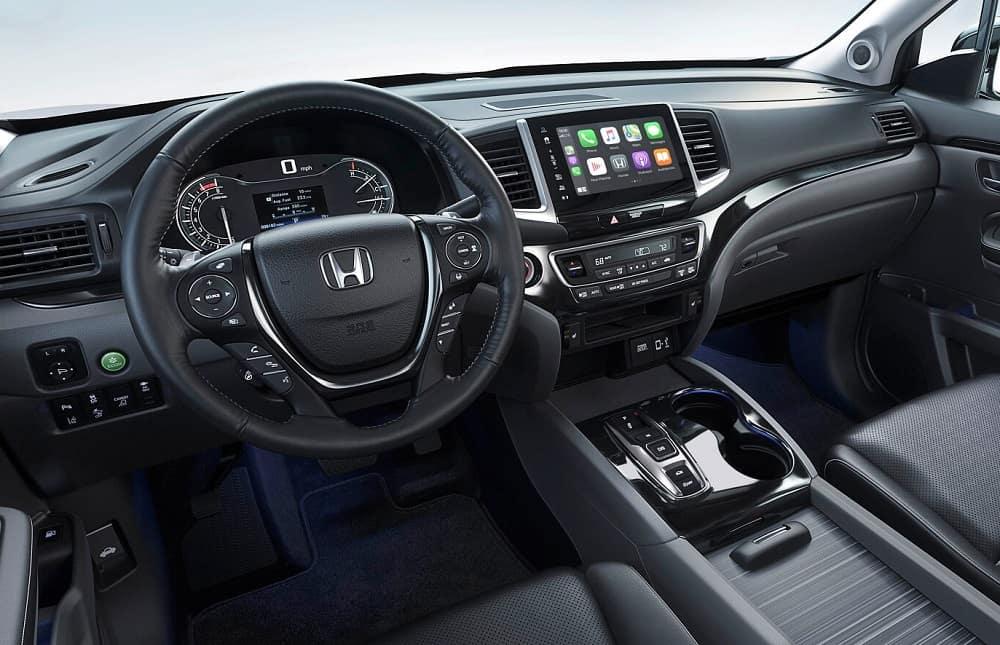 2020 Honda Ridgeline with Apple CarPlay® Technology