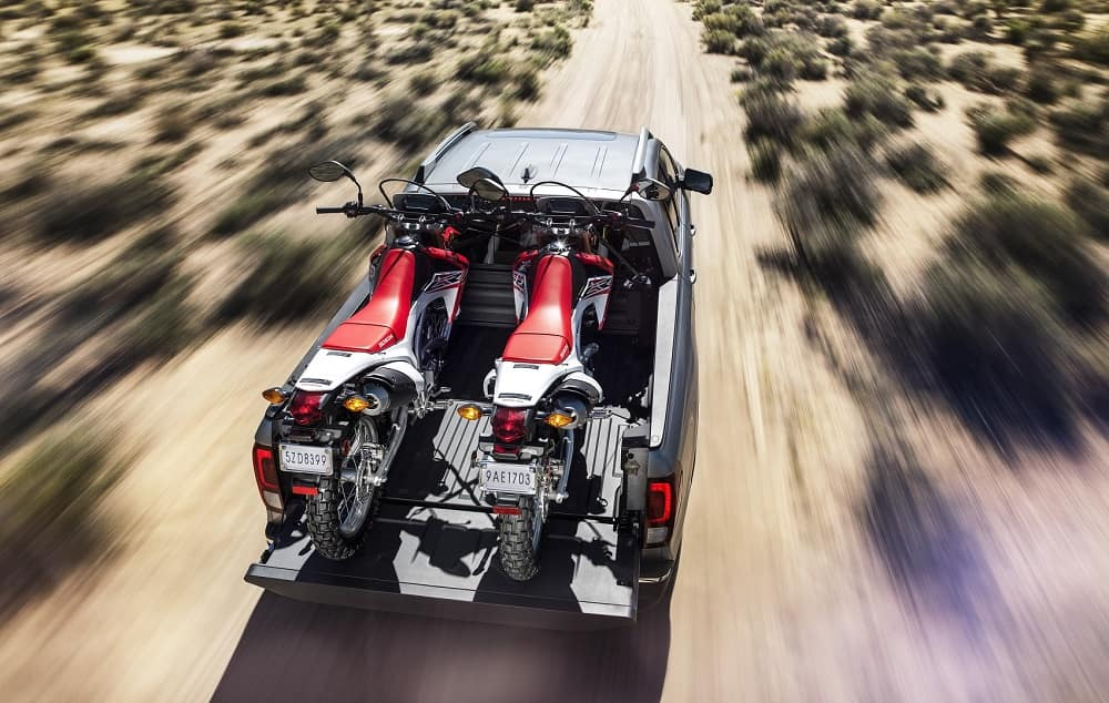 2020 Honda Ridgeline Cargo