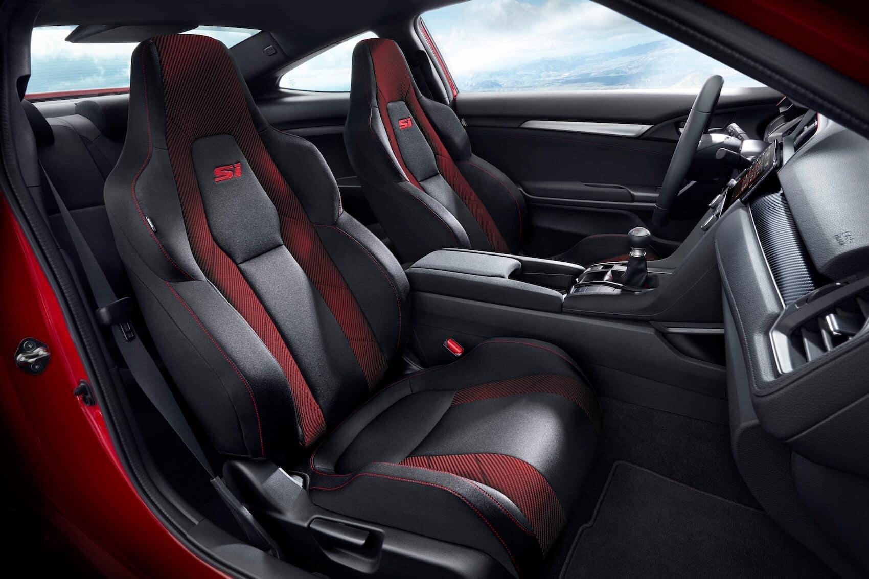 Honda Civic Interior: Comfort Redefined