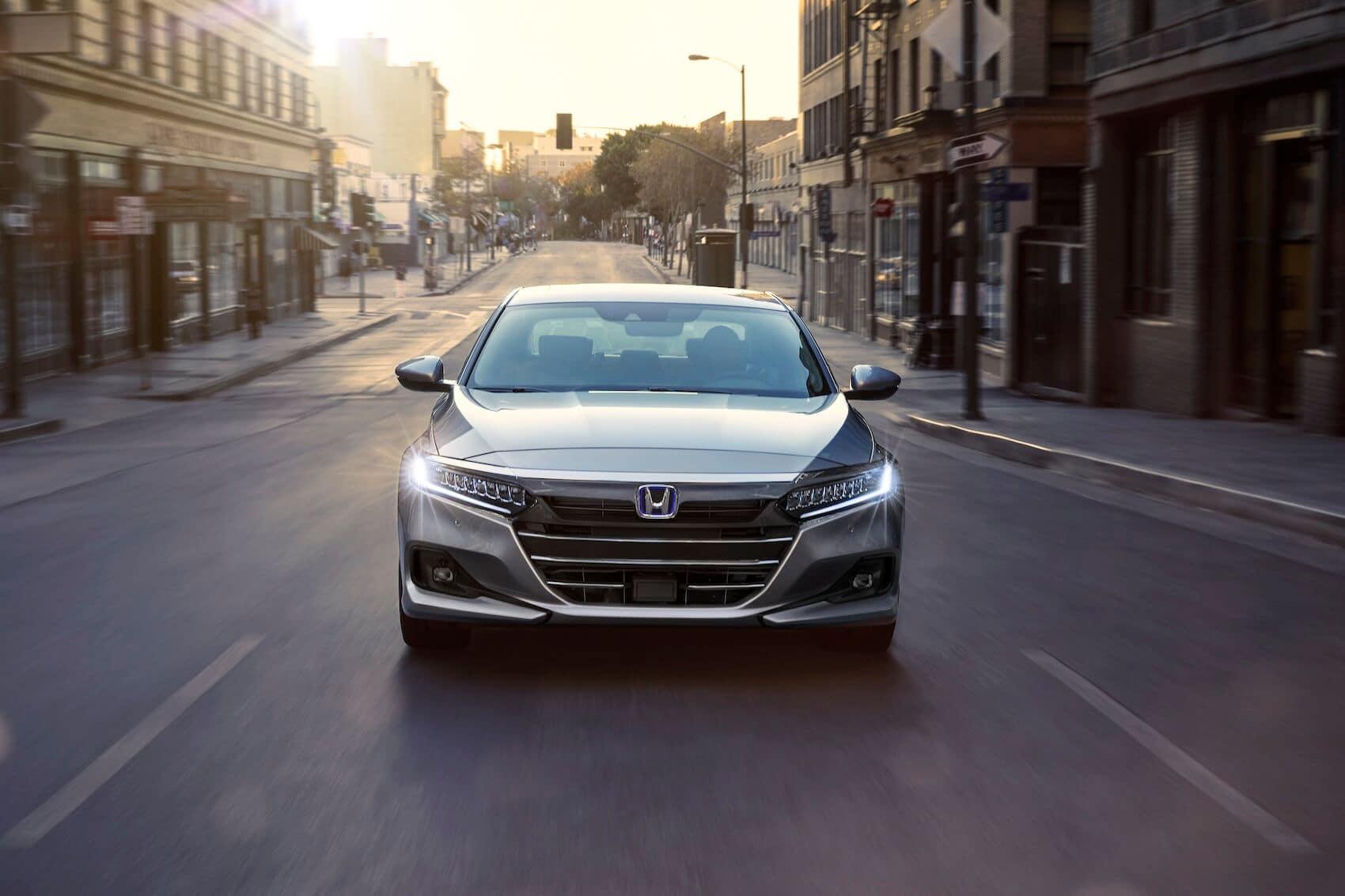 Honda Accord: Engine & Performance