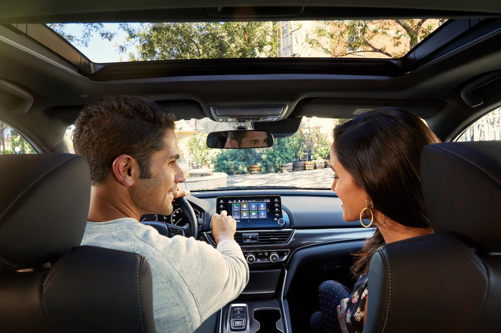 Honda Accord: Technology