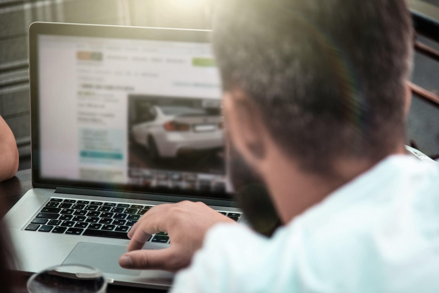 The Ease of Buying a Car Online