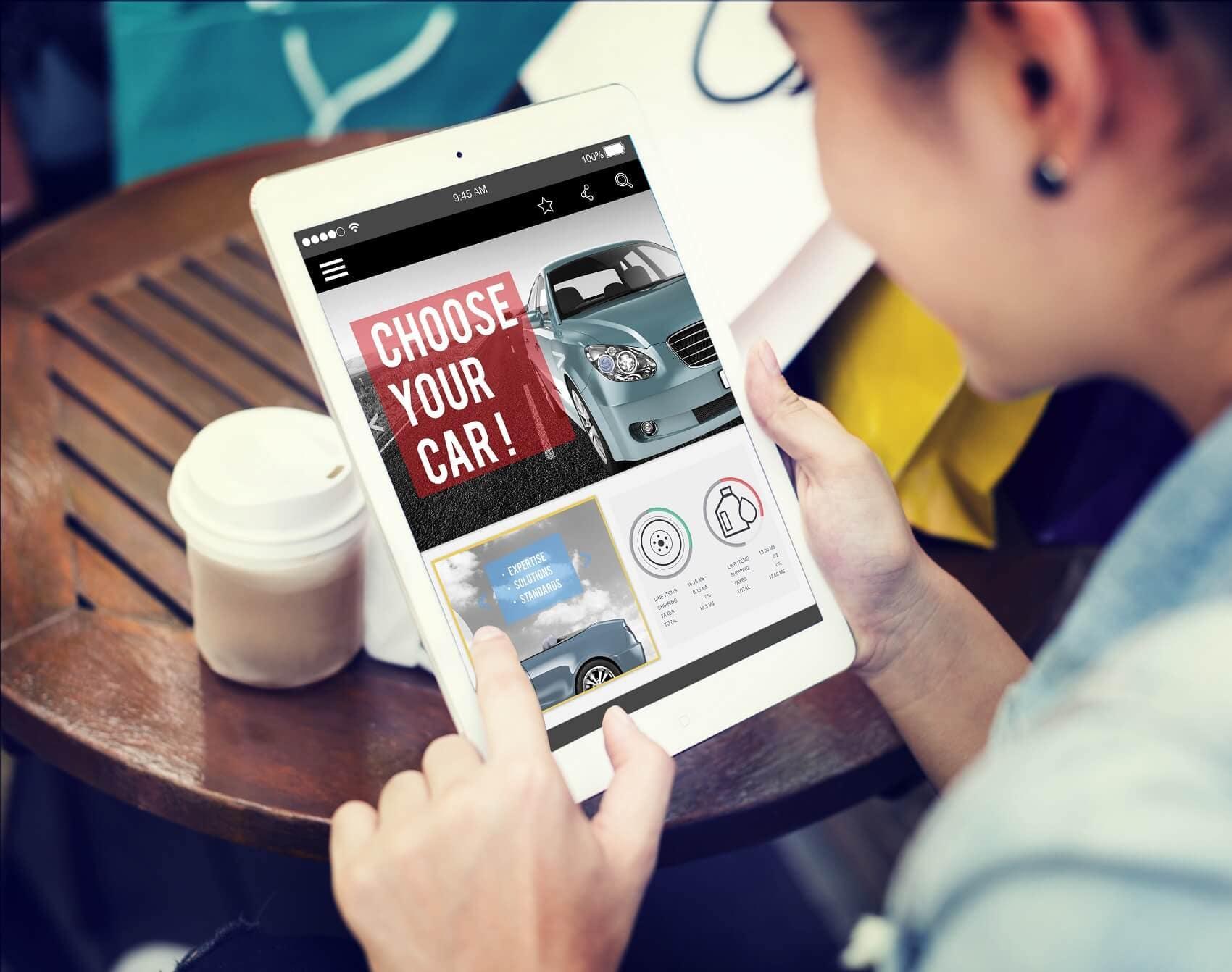 Online Car Financing