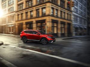 Honda CR-V vs Kia Sportage