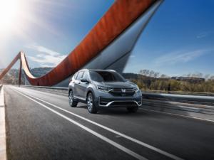 Honda CR-V vs Kia Sportage in Port Charlotte