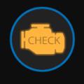 Malfunction Indicator Dashboard Light