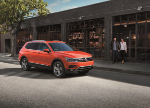 All About the Volkswagen Tiguan