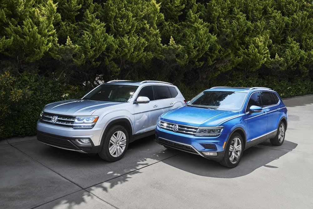 2019 Volkswagen Atlas Silver banner