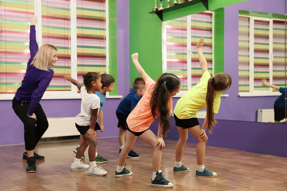 dance school kids