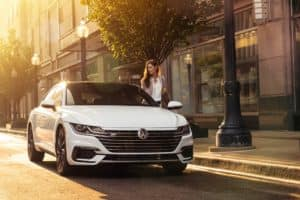 White 2019 Volkswagen Arteon