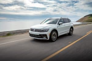 Volkswagen Atlas vs Competition