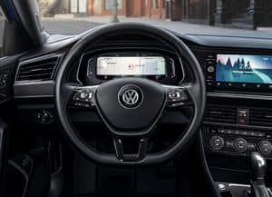 Volkswagen Jetta vs Competition
