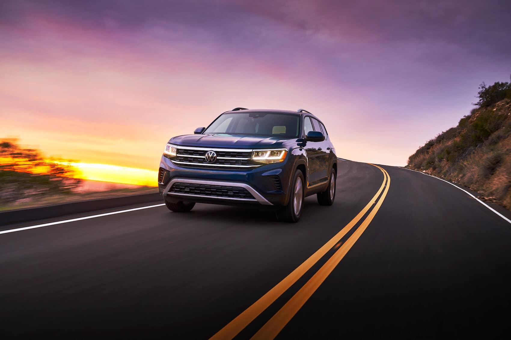 Volkswagen Atlas Safety Features