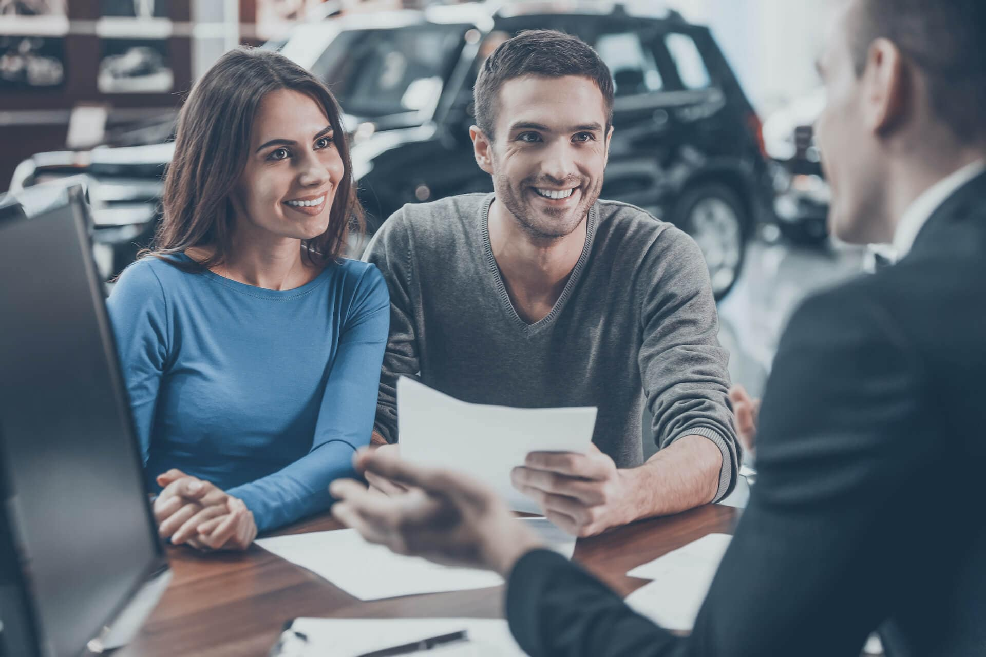 Why Sell or Trade In Your Car to Us?