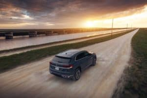 Volkswagen Atlas Cross Sport Technology