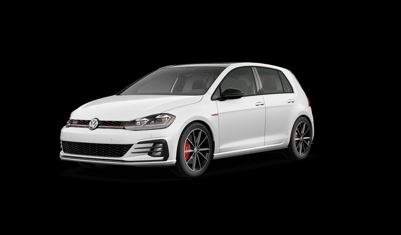 Volkswagen Golf GTI Driver Assist