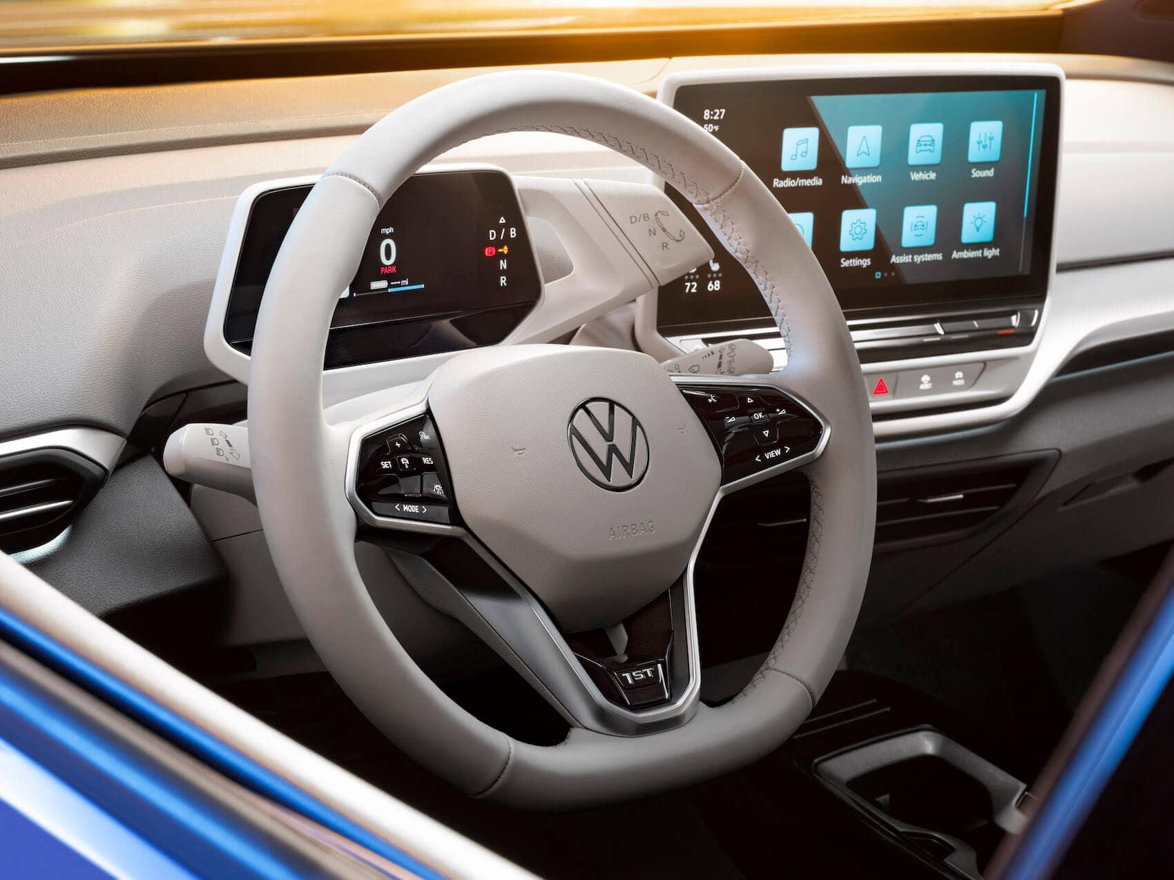 Volkswagen ID.4 EV Tech