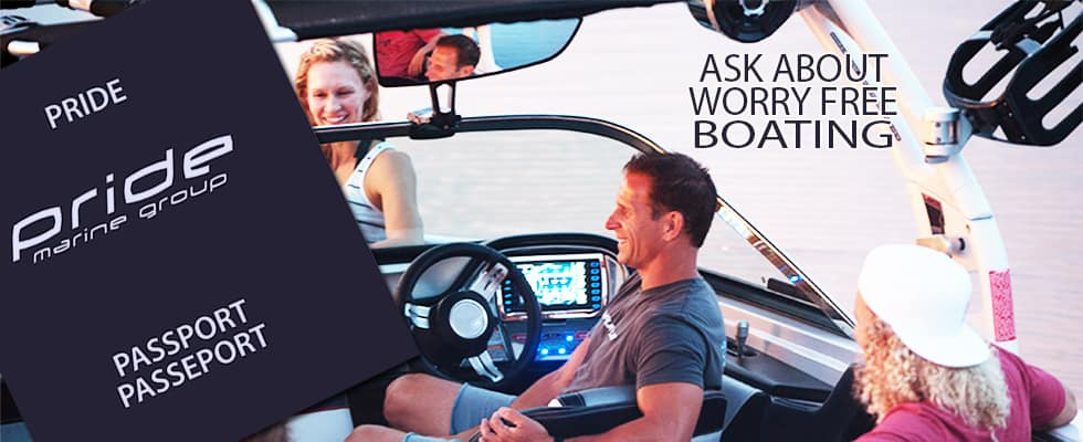 ask pride marine about worry free boating