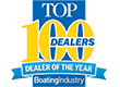 top 100 boat dealers icon