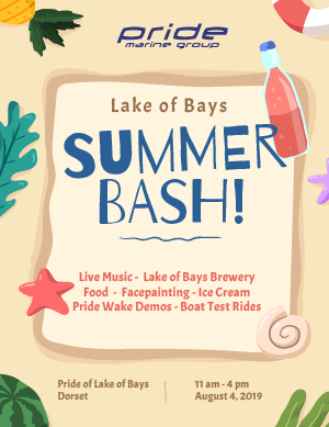 Lake of Bays Summer Bash 2019