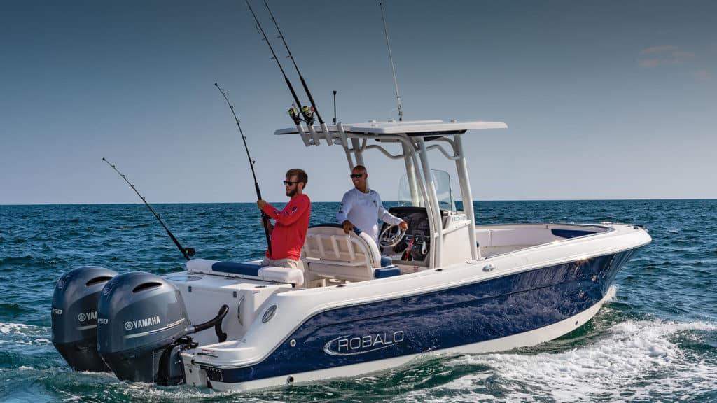Robalo Fishing