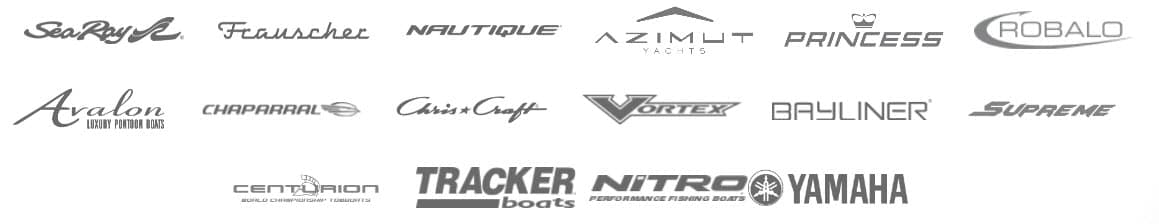 Our Boat Brands