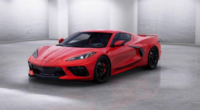 New Corvette 2020.2020 Chevy Corvette Bethlehem Pa Raceway Chevrolet Of