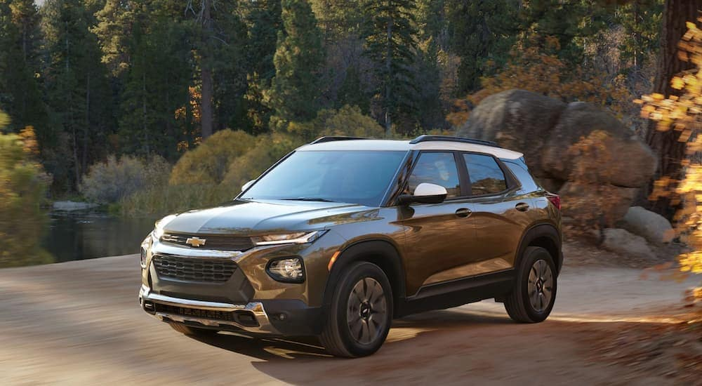 Best Small Suvs 2021 The Best Deal in Small SUVs? | Raceway Chevrolet of Bethlehem