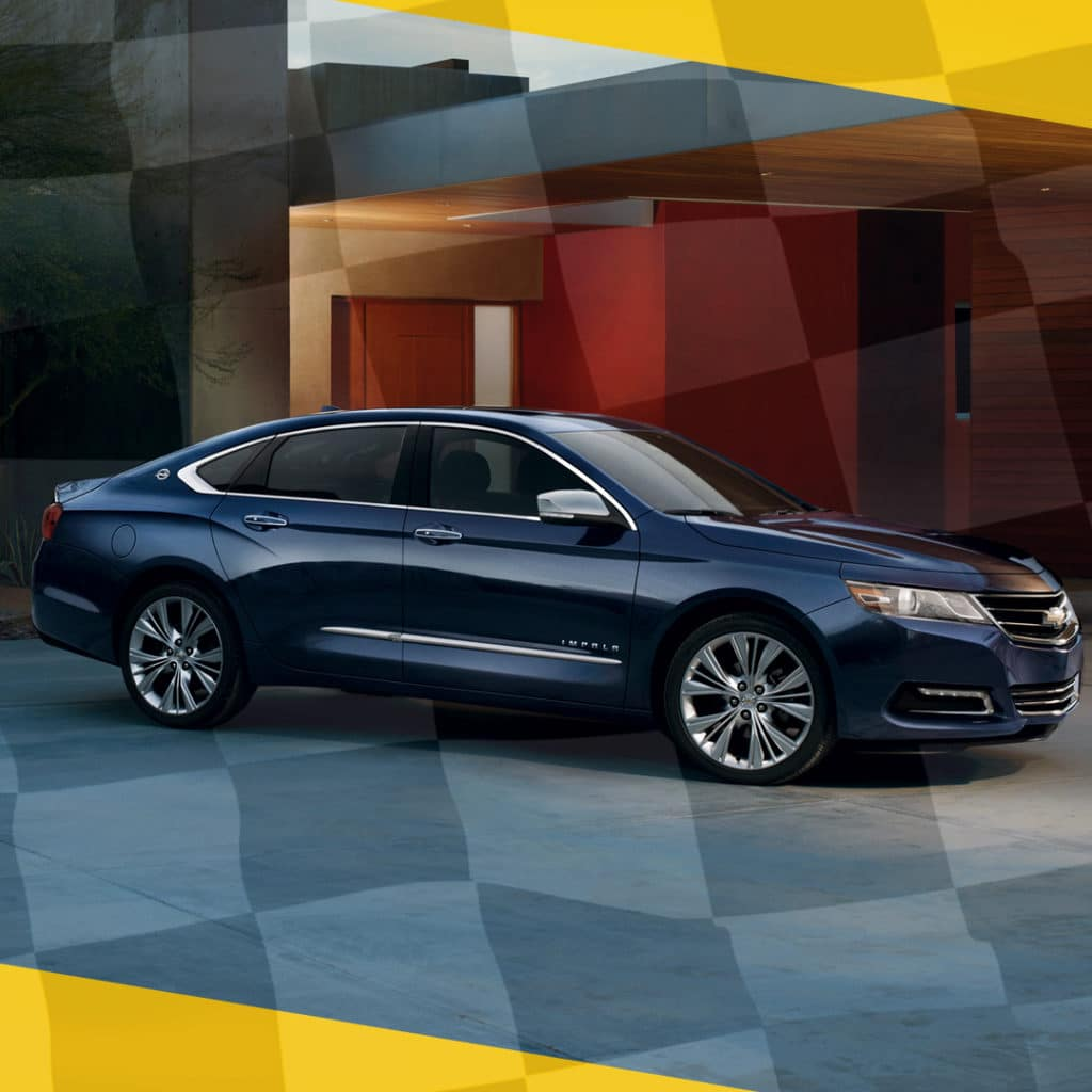 Buy a New 2020 Impala LS as low as $33,730