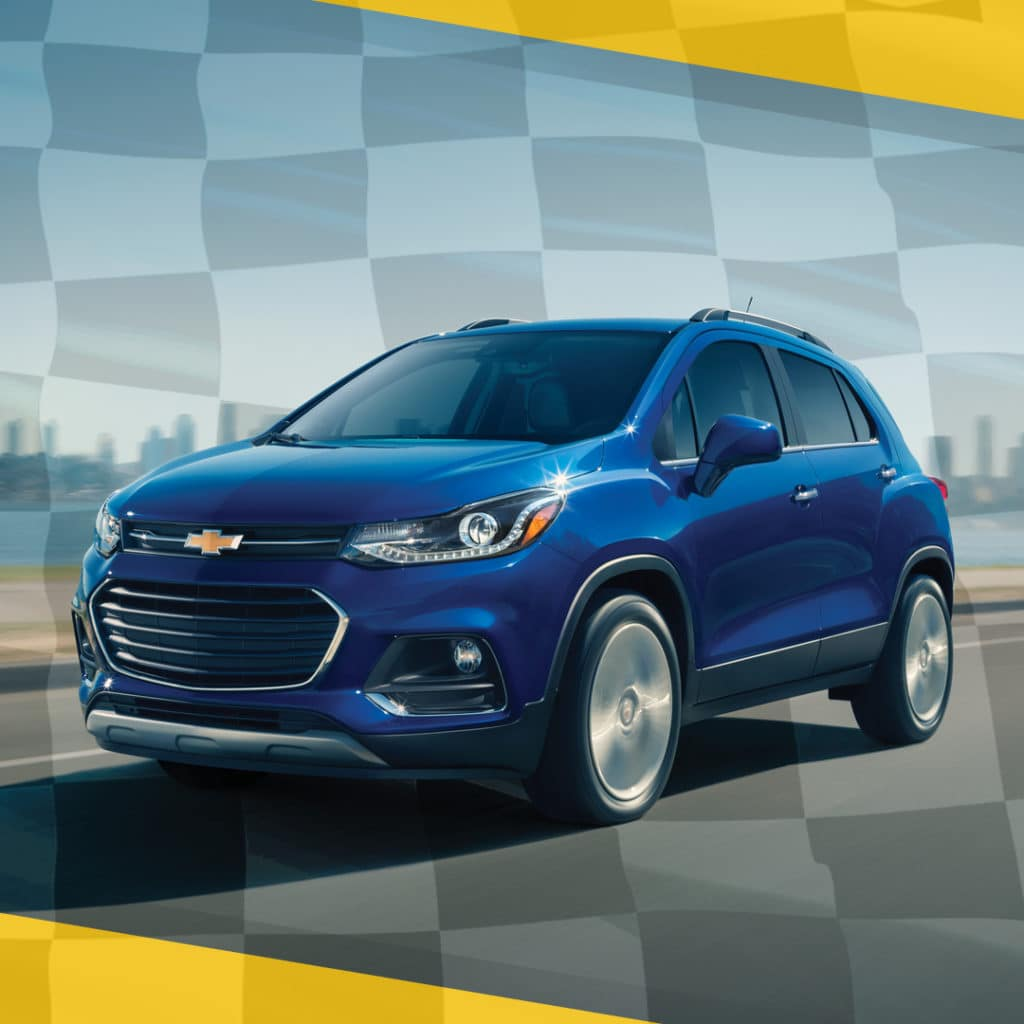Purchase 2020 Chevrolet Trax LS