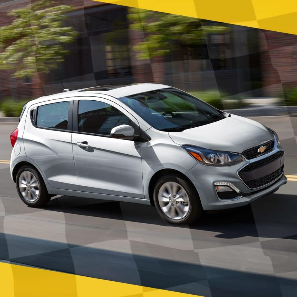Purchase 2020 Chevrolet Spark LS Auto
