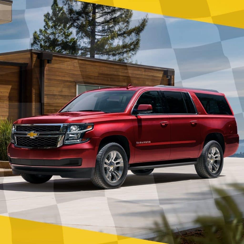Purchase 2020 Chevrolet Suburban Premier