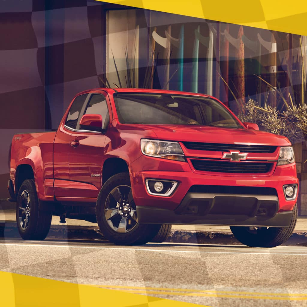 Purchase a 2020 Colorado Extended Crew Cab w/ TECH