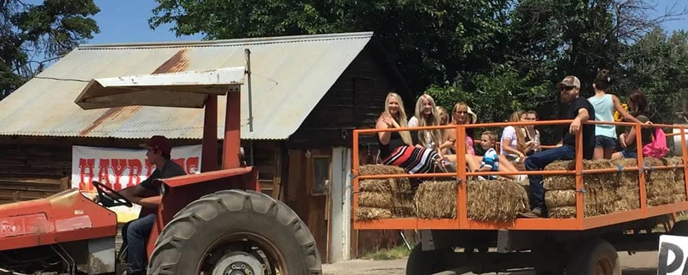 Ferrari Farms Hayride