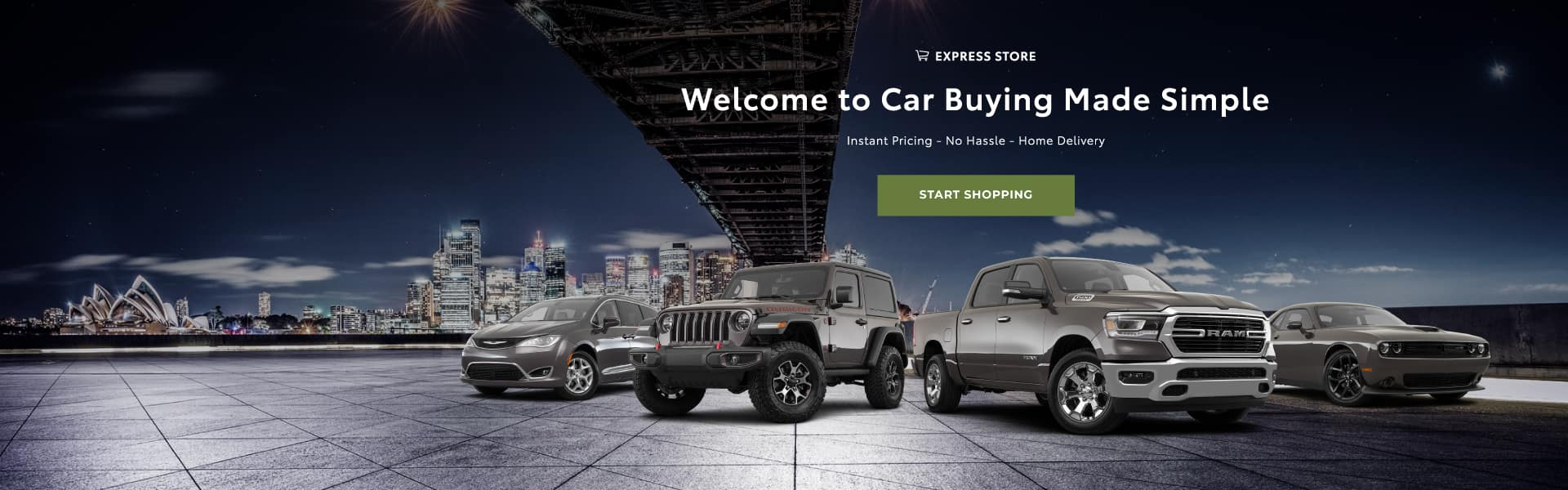 Rairdon's Chrysler Dodge Jeep RAM of Kirkland | Chrysler