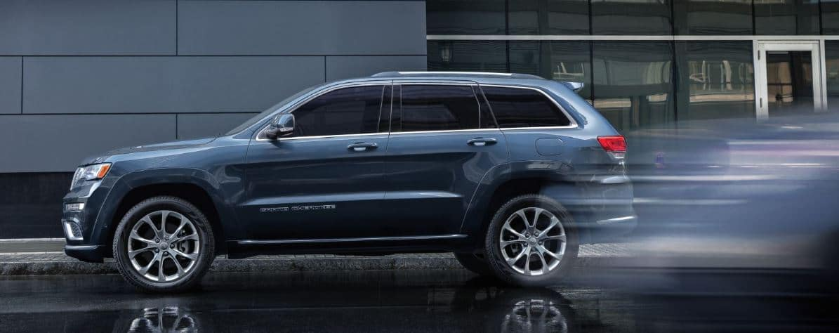 Jeep Grand Cherokee safety