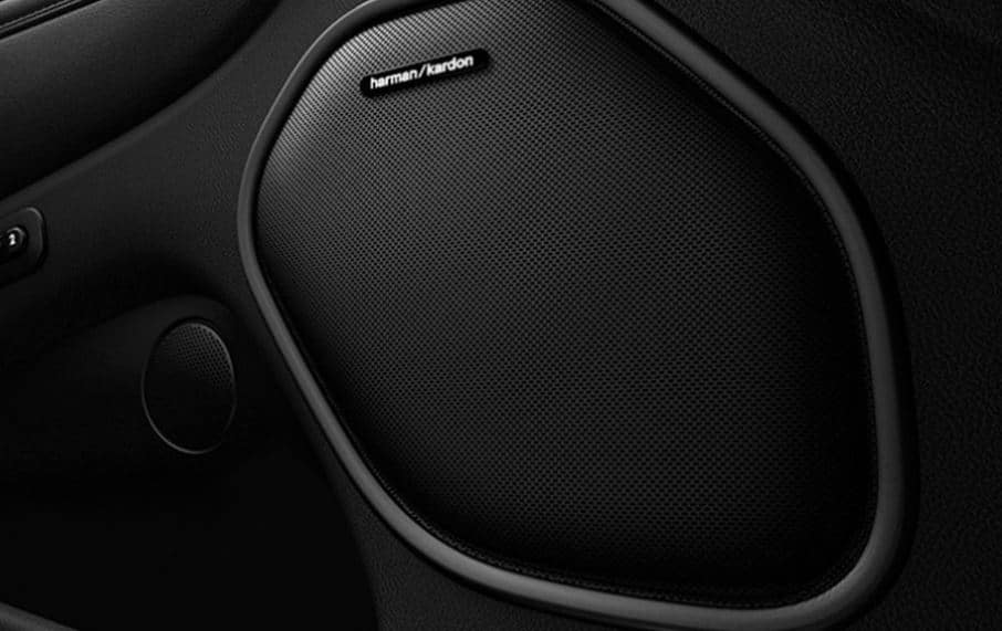 Jeep Grand Cherokee audio system