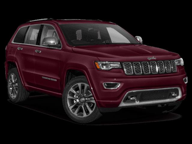 2020-Jeep Grand Cherokee TRACKHAWK image