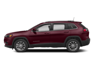 2019 Jeep Cherokee - Sideview