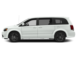 2019 Dodge Grand Caravan - Sideview