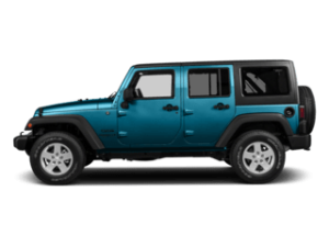 2018 Jeep Wrangler JK Unlimited