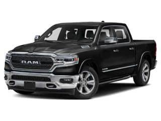 NEW 2021 RAM 1500 LIMITED CREW CAB 4X4 5'7