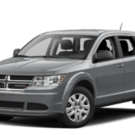 2018 Dodge Journey Gray