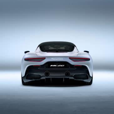 MC20 rear