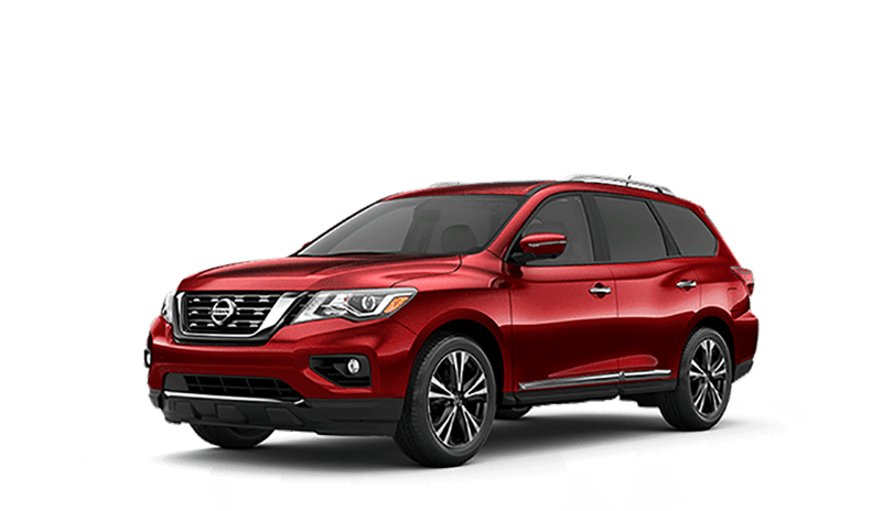2019 Nissan Pathfinder Hero